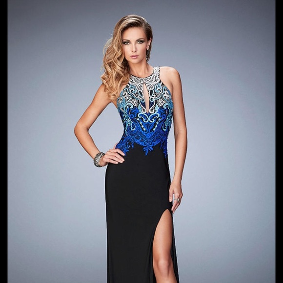 GiGi New York Dresses | Gigi Prom Dress Style 22580 Size 4 | Poshmark
